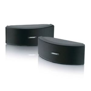 Bose 151 Se Outdoor Environmental Speakers Pair 34103 Black