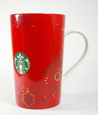 Starbucks Christmas Mug Ceramic Coffee Tea Cup Holiday 2013