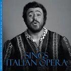 Luciano Pavarotti Sings Italian Opera (CD, May-2013, Opera D'Oro)