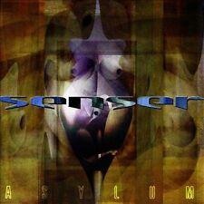 SENSER - ASYLUM NEW CD