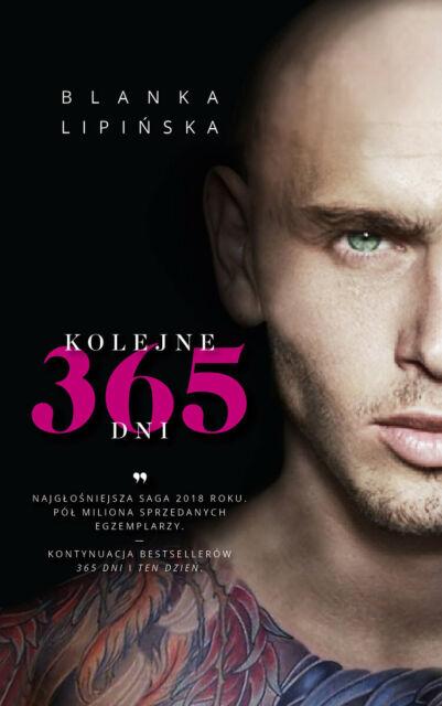 3b0f4bc65 Kolejne 365 DNI - Blanka Lipinska Polish Book Polska Ksiazka OD Reki ...