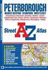 Peterborough Street Atlas by Geographers' A-Z Company (Paperback, 2015)