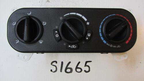07-09 CALIBER COMPASS PATRIOT CLIMATE CONTROL TEMP UNIT A//C HEAT OEM 08 S1665