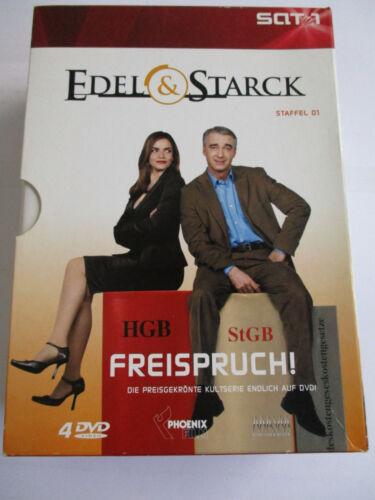 1 von 1 - Edel & Starck - Staffel 1 Box (2005) - DVD