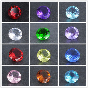New-sale-10pcs-Crystal-Birthstone-FOR-Floating-Living-Memory-Glass-Locket-Charm