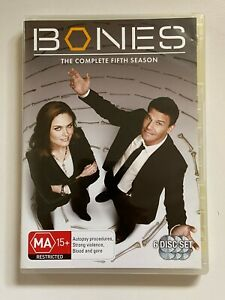 BONES-Season-5-6-Dvd-Set-VGC