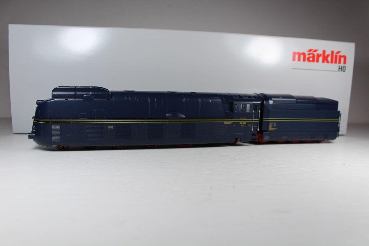 39058 locomotiva BR 05 001 DR Ep. II digital sound MFX nuovi.