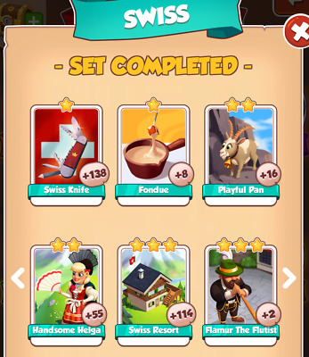 Master Coin Free Cards