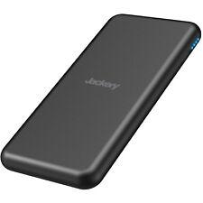 Jackery AirRocket Fast Charging 6000mAh Quick Charge Portable Power Bank, Black