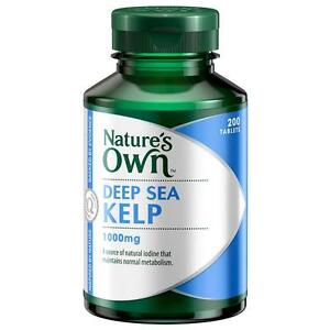 Natures-Own-DEEP-SEA-KELP-1000MG-200-TABLETS-metabolism