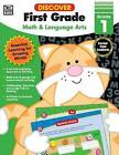 Discover First Grade: Math and Language Arts by Thinking Kids (Paperback / softback, 2015)