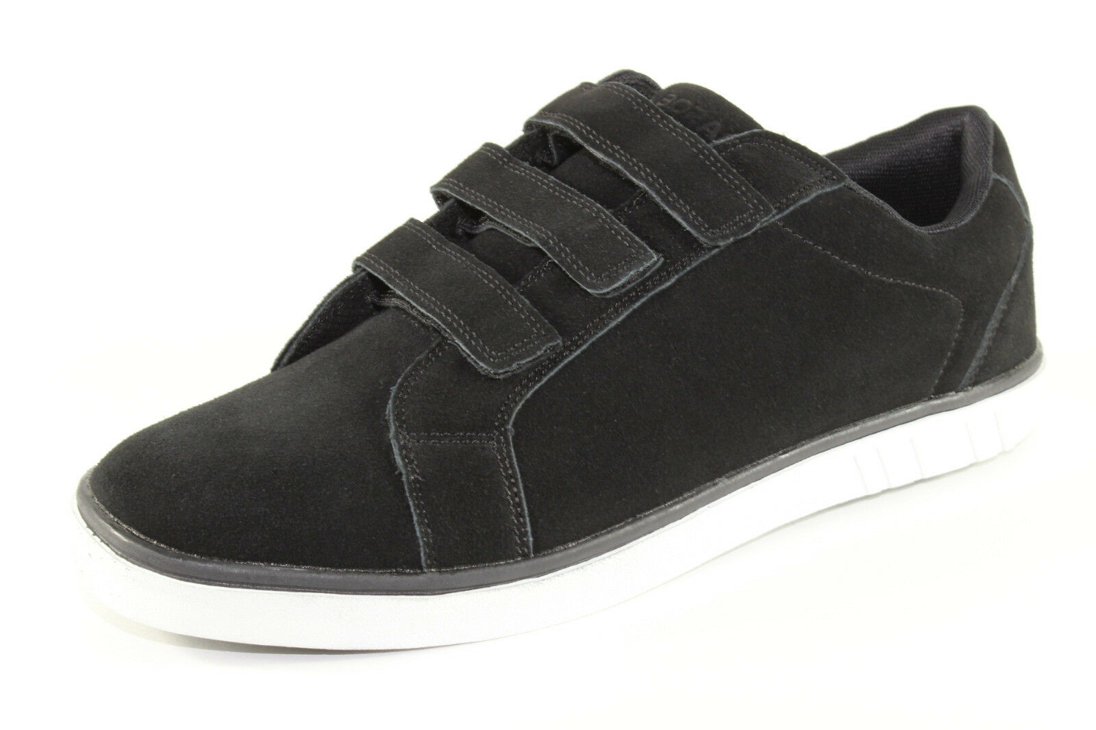 Boras Retro Sports Suede, Sneaker aus Veloursleder, Herrenschuhe *Übergröße*