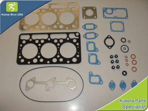 New Kubota D650 Upper Gasket Kit