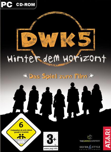 DWK5: Hinter dem Horizont - Das Spiel zum Film (PC, 2008, DVD-Box)