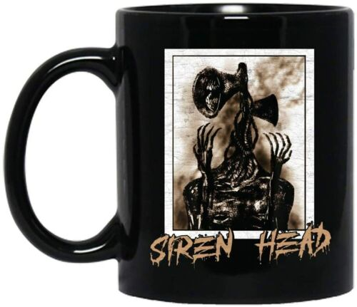 Details about  / Classic Scary Siren Head Character Halloween Costume Ceramic Mug 11oz//15oz