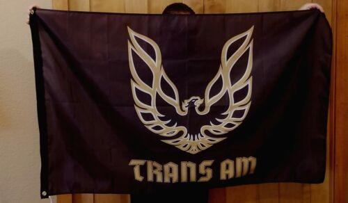 PONTIAC TRANS AM FIREBIRD FLAG BANNER 3X5 muscle car home garage Man cave Gift