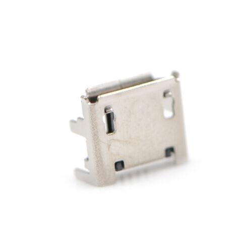 20pcs Micro USB Type B Female 5Pin DIP Socket Jack Connector Port  UK