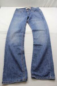 Levi's Slim Droit G5454 514 Bleu L32 Tr W30 8axxwdn