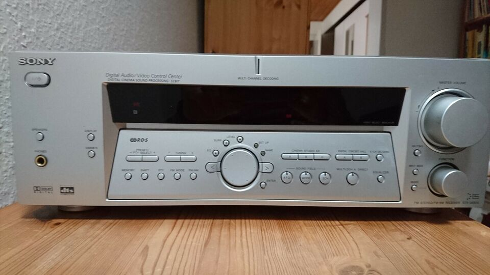 Receiver, Sony, STR-De875