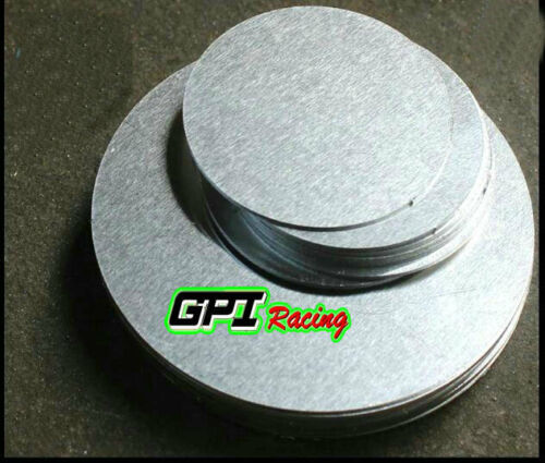 "Ailuminum Disc Circle Blank Plate Sheet Round DIA=10/""//254mm Thick=0.0787/""// 2mm"