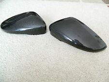 VW Golf 6 Carbon Spiegelkappen Cover Spiegel Spiegelkappen Mirror