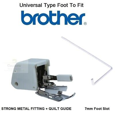 Singer//Janome//Brother Even Feed Walking Foot 7mm LS