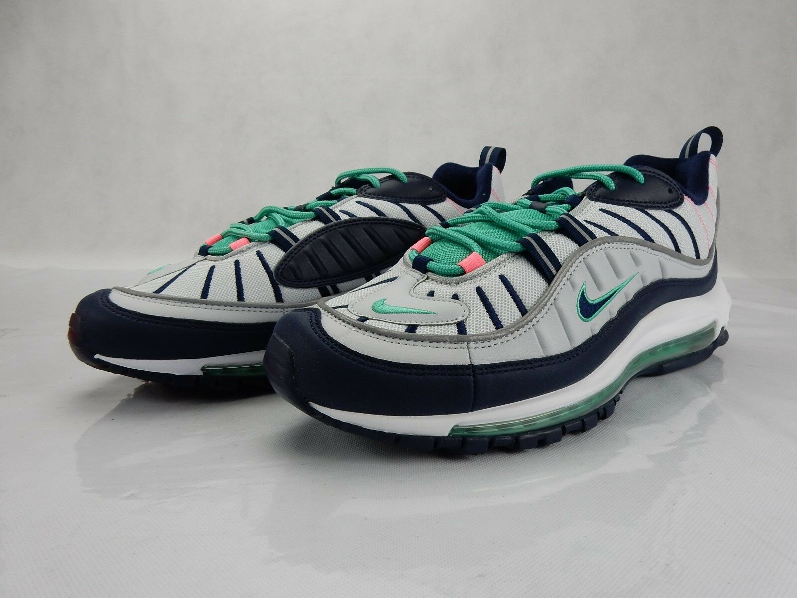 low priced 03853 e2d6f ... spain nike air south max 98 tidal wave south air beach 640744 005 navy s  hombre