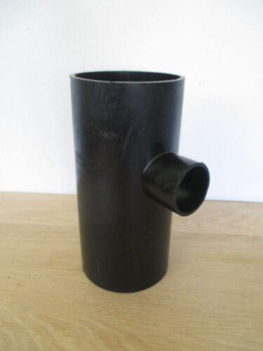 Geberit PE Schweiß Abzweiger 110 x 50 88,5 Grad Nr 67.162 Abfluss Rohr K17//915