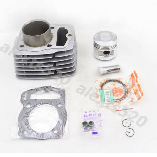 125CC Cylinder Piston Top End Gasket Kits For Honda CB125S CL125S XL125 SL125