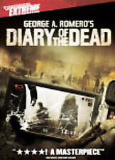 George A. Romero's Diary of the Dead (DVD, 2008)