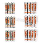 12 AA +12 AAA 1350mAh 3000mAh 1.2V NI-MH rechargeable battery UltraCell US Stock