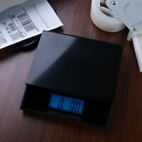 56 Lb Digital Shipping Postal Scale + Adapter + Batteries & Rebate Opportunity