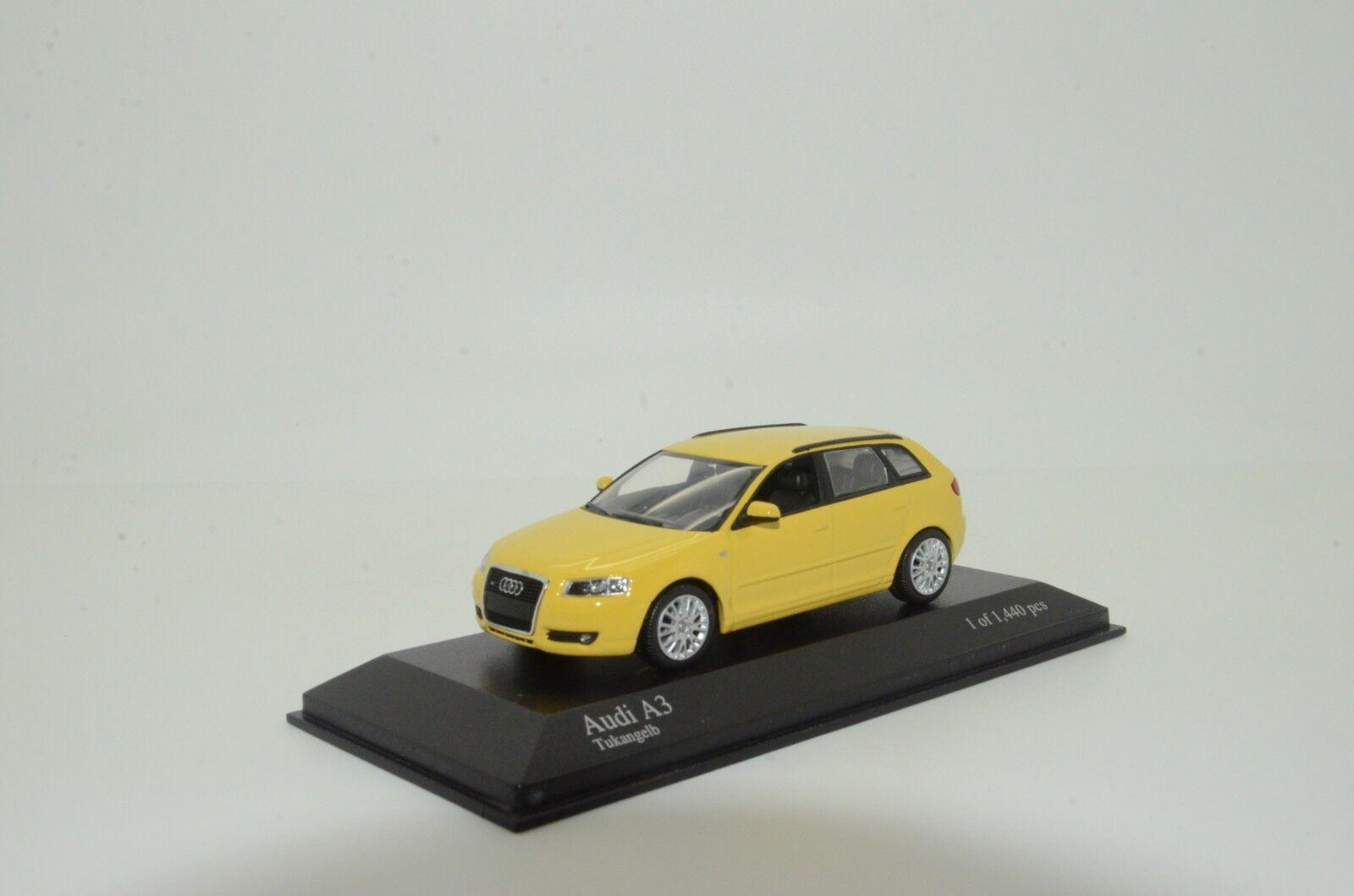 Audi A3 5 Door`s Minichamps 1 43