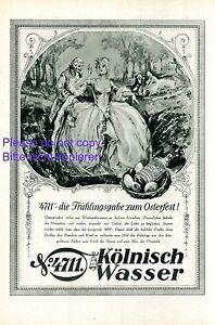 Koelnisch-Wasser-4711-Ostern-Reklame-1929-Barock-Rokoko-Peruecke-Parfum-Osterei