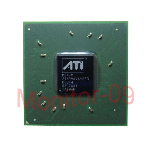 TAIWAN Brand New 216PVAVA12FG M64-M BGA IC Chipset DC:2008