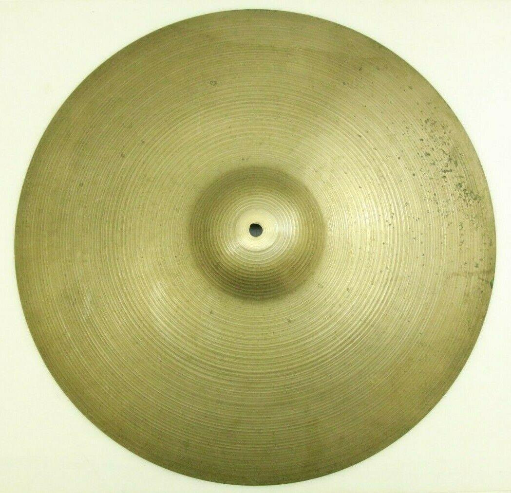 Avedis Zildjian 20   Ride Cymbal Made in USA - Free Shipping