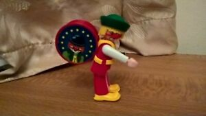 Playmobil Circus Clown with back drum from 3797 (1991)
