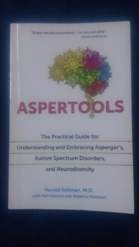 1 of 1 - Aspertools: Guide for Understanding Embracing Asperger's Autism - Harold Reitman