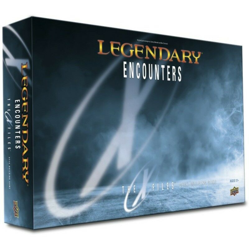 Legendary Encounters: The X-Files Card Game - New
