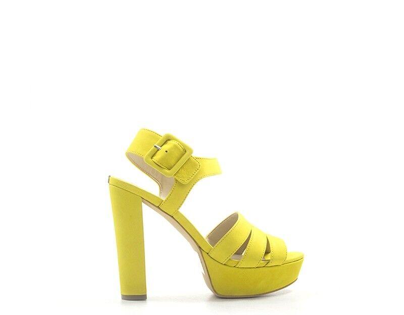 skor Guess kvinna gul Natural läder FL 6 lylsue lylsue lylsue 03 -YEL  klassisk stil