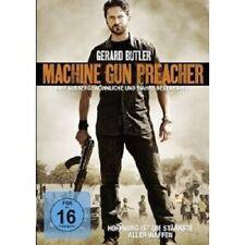 MACHINE GUN PREACHER - MACHINE GUN PREACHER  DVD GERALD BUTLER NEU ++++