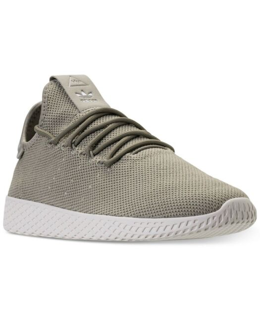 half off 6ad8e 3c9e4 Men Athletic Sneakers Adidas Shoes Originals Pharrell Williams Tennis HU  Beige