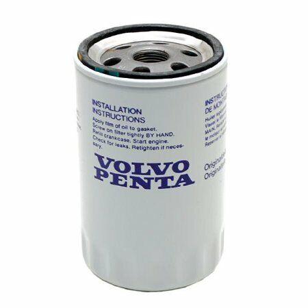 Genuine Volvo Penta Oil Filter 841750 V6 4.3L Marine Gasoline Engines Original