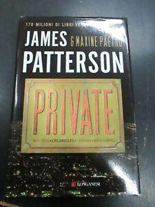 JAMES PATTERSON - PRIVATE - LONGANESI 2011