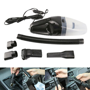 PORTABLE Handheld Car Vacuum Dust Cordless Wet/&Dry For Home Car Cleaning UK