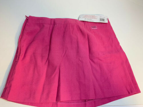 American Girl Doll Pink Skirt w//Black Bow CHILD SIZE 12 NEW w//Tags