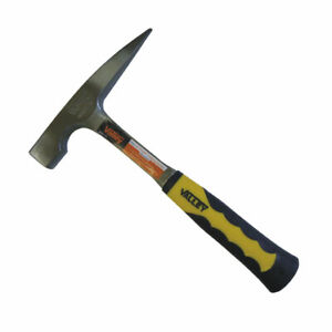 Rock-Hammer-Rock-Pick-Pointed-Tip-Soft-Touch-20-Oz-Chipping-Brick-Hammer