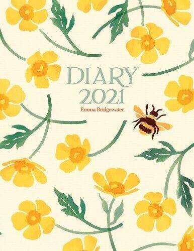 Emma Bridgewater 2021 A6 Buttercup /& Bee Handbag Diary