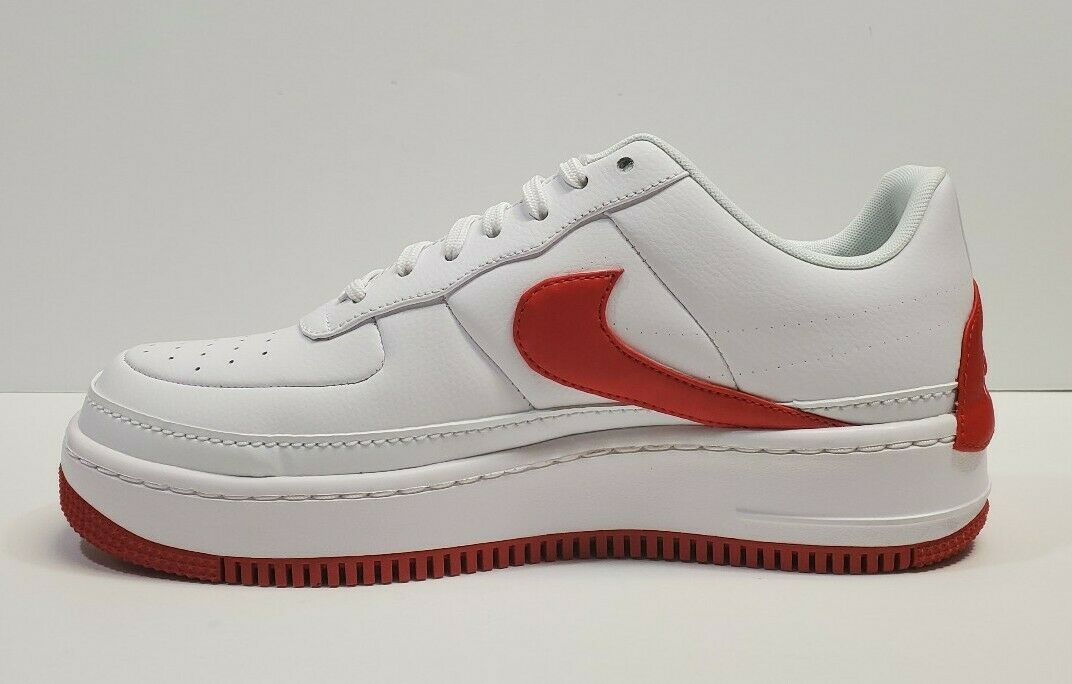 Nike Wmns AF1 Jester XX Air Force 1 University Red Women Casual Shoes AO1220-106
