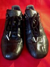 Adidas Porsche Design Black Leather Sneakers Driving Shoes 909229  Size 8.5